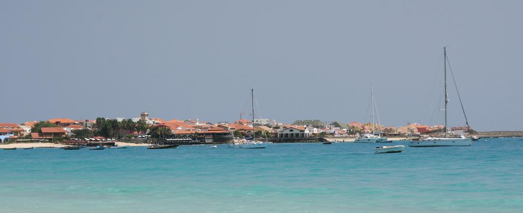 Hafen von Santa Maria