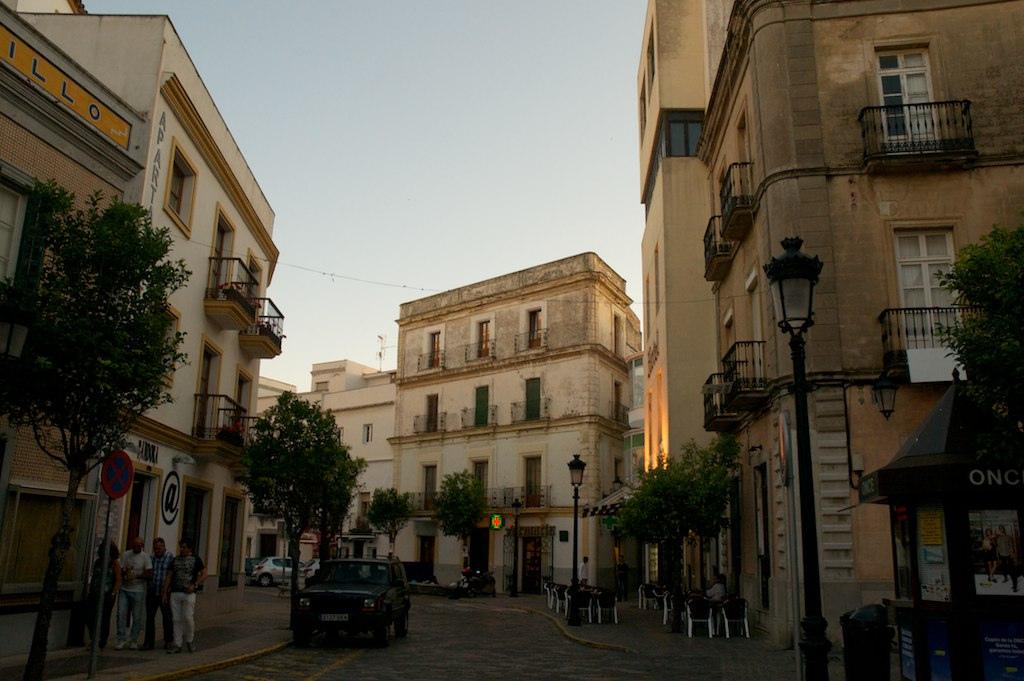 Straßen von Tarifa