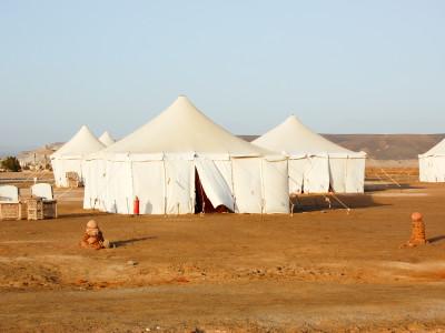 kitecamp Ägypten
