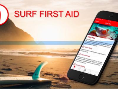 Surf Aid App