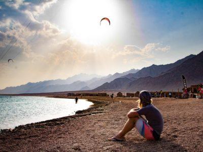 Kitesurfing Dahab