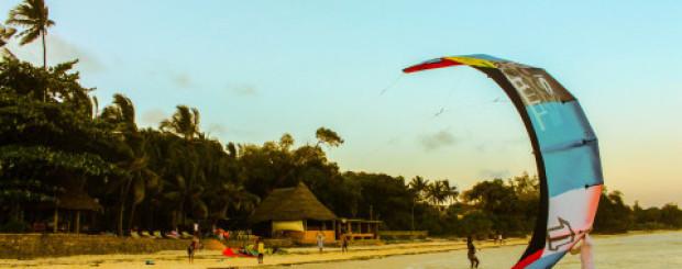 Kitesurfen Kenia