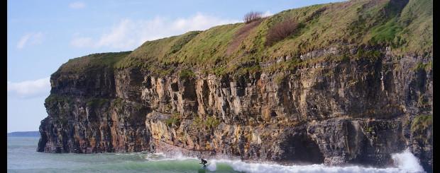surfen irland