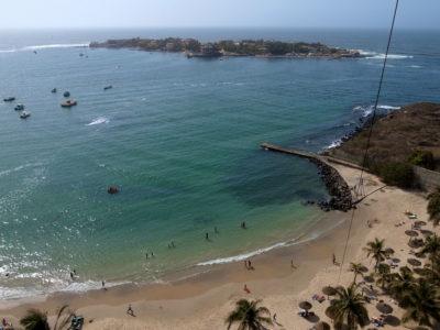 kitesurf Senegal