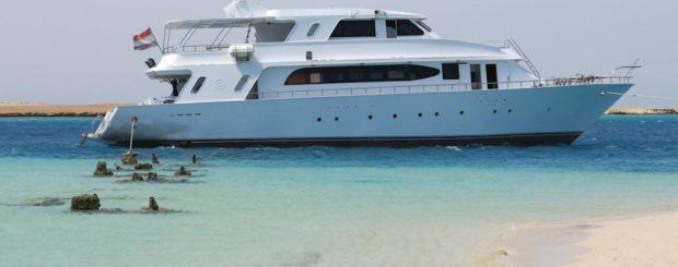 Sea King Kite Cruise Egypt
