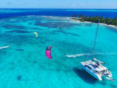 Kitecruise Grenadinen